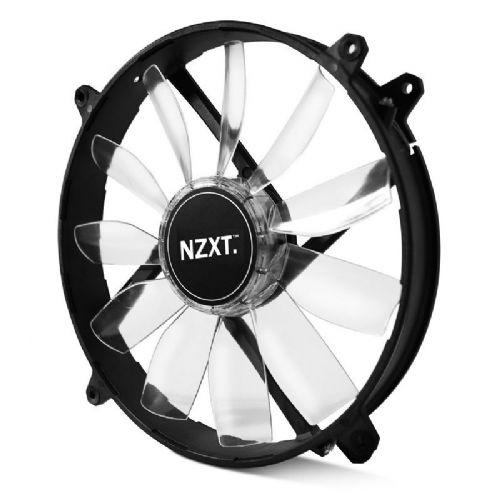 NZXT FZ 200mm (RF-FZ20S-U1) moder LED ventilator