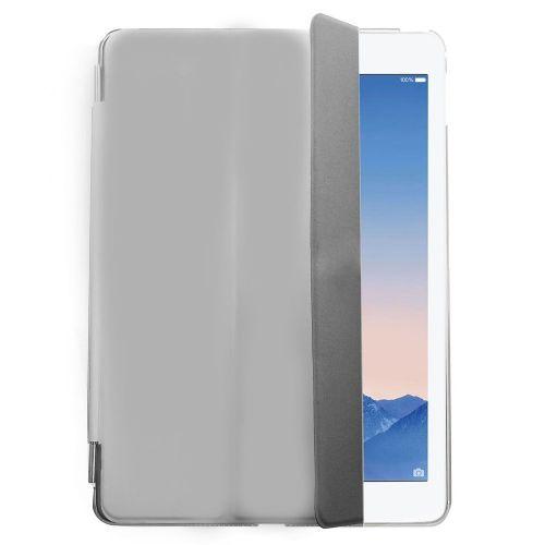"""Pametni komplet """"Smart Fold"""" za iPad Air 2 iz umetnega usnja - siv"""