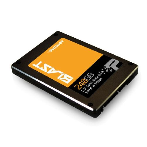 "SSD Patriot Blast 240GB 2,5"" SATA3 (PBT240GS25SSDR)"