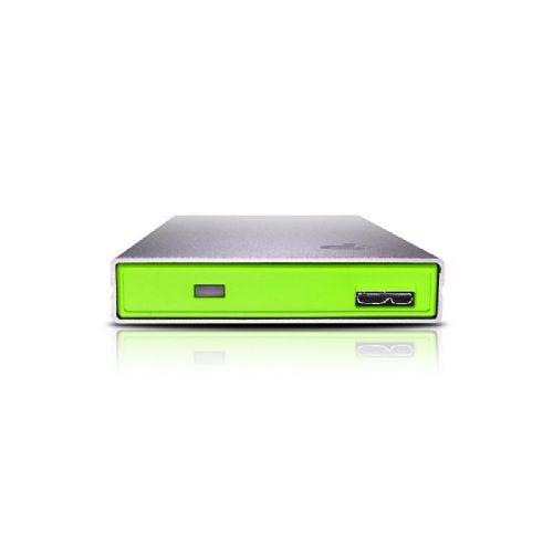 """PATRIOT Gauntlet 2 USB 3.0 6,5cm (2,5"""") PCGTII25S zunanje ohišje za disk"""