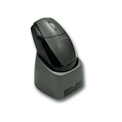 PCPLUS MO-U033+F2 brezžična PS/2 optična črna miška