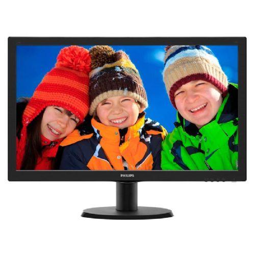 "Monitor Philips 243V5LSB 24"" LED"
