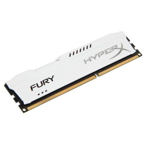 Pomnilniški modul Kingston DDR3 HyperX FURY white 8 GB, CL9, PC1333 MHz (HX313C9FW/8)