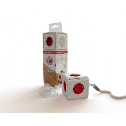 Razdelilec PowerCube 3m rdeča