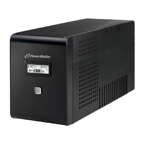 POWERWALKER VI 2000 LCD Line Interactive 2000VA 1200W UPS brezprekinitveno napajanje