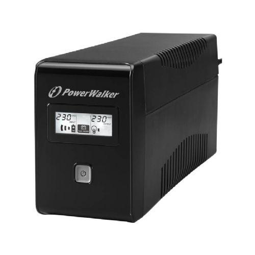 UPS POWERWALKER VI 850 LCD Line Interactive 850VA 480W