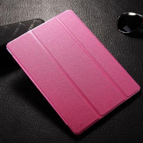 "Premium pametni etui ""Smart Fold"" za Samsung Galaxy Tab S 10.5 iz umetnega usnja - roza"