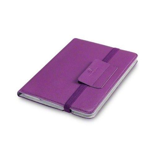 """Premium tanek etui """"Novo"""" za iPad Mini 3 / Mini Retina / Mini iz umetnega usnja - vijoličen"""