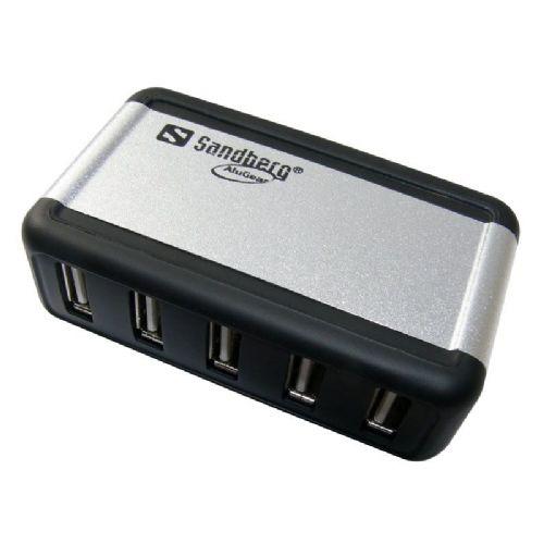 Sandberg 7-portni USB Hub