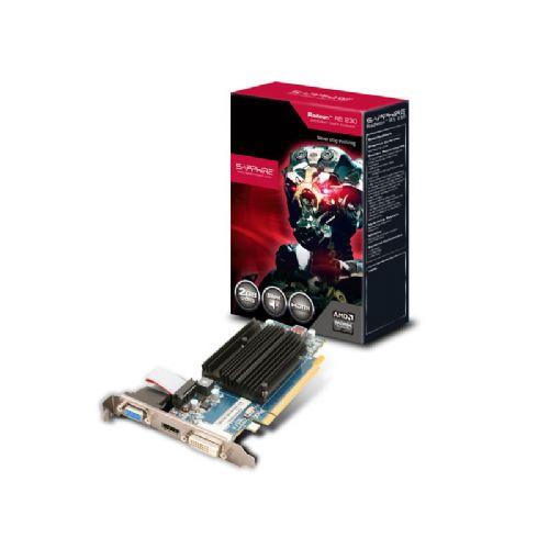 SAPPHIRE Radeon R5 230 2GB GDDR3 silent low profile grafična kartica