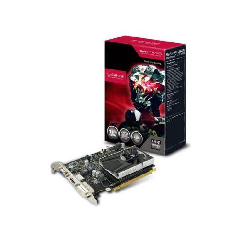 SAPPHIRE Radeon R7 240 1GB GDDR5 (11216-01-20G) Boost Lite grafična kartica