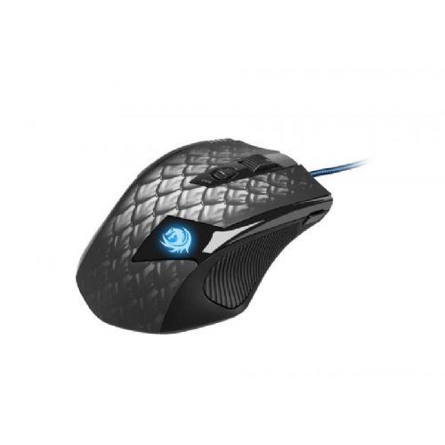 Sharkoon Drakonia laserska miška črna