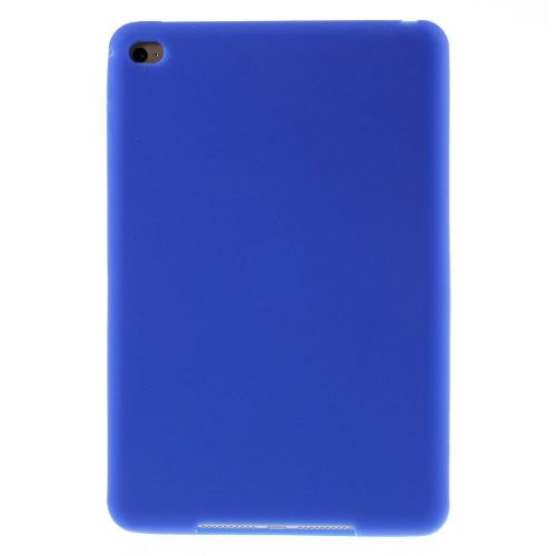 Silikonski ovitek za iPad Mini 4 - temno moder