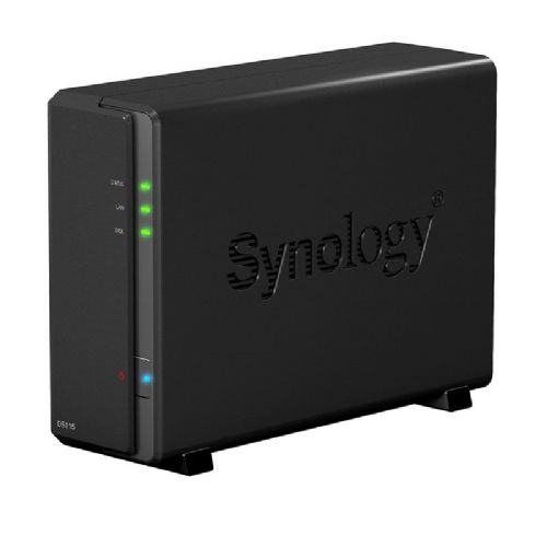 SYNOLOGY DS115 za en disk NAS strežnik