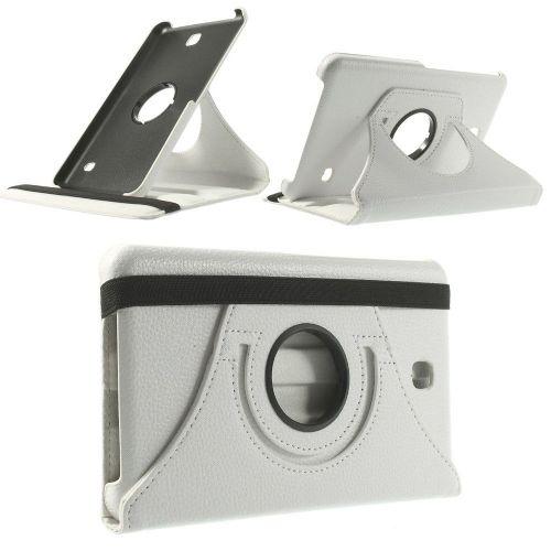 "Tanek eleganten etui ""Rotate"" za Samsung Galaxy Tab 4 7.0 - bel"