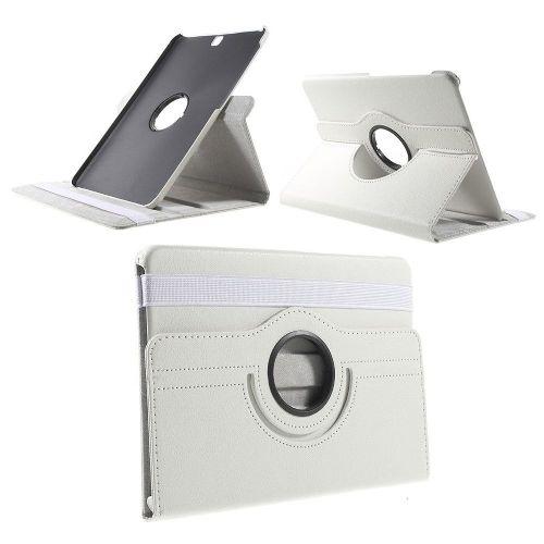 "Tanek eleganten etui ""Rotate"" za Samsung Galaxy Tab S2 9.7 - bel"