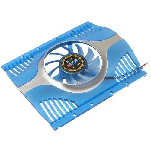 TITAN TTC-HD12TZ 12mm ventilator za trdi disk