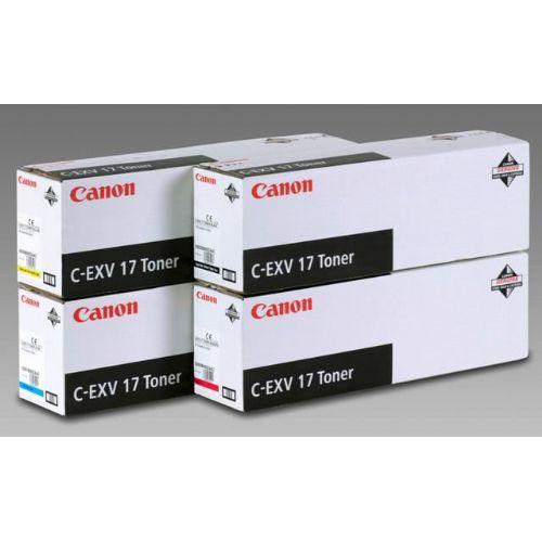 TONER CEXV17C CYAN (0261B002AA) (0261B002AA)