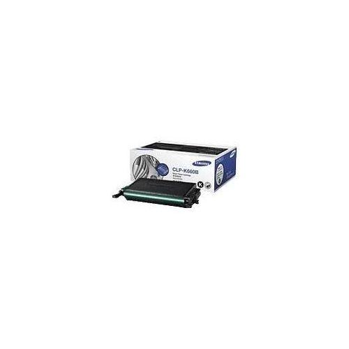 Samsung CLP-K660B črn toner za CLP-660/610