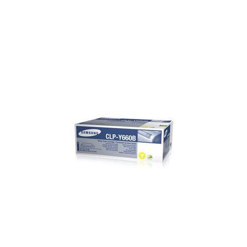 Samsung CLP-Y660B Yellow rumen toner za CLP-660/610