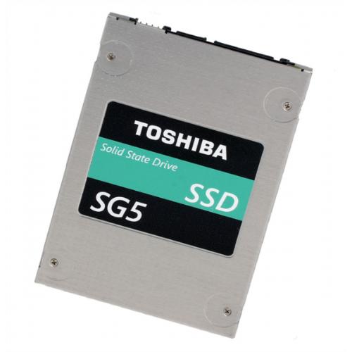 Toshiba SSD 512GB 6,35(2,5) SATA3 SG5 - THNSNK512GCS8