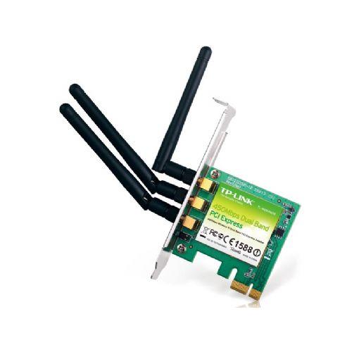 Brezžična mrežna kartica PCI express TP-LINK TL-WDN4800 Dual Band 450Mbps