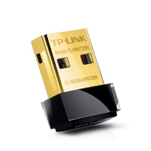 TP-LINK TL-WN725N N150 USB nano brezžična mrežna kartica