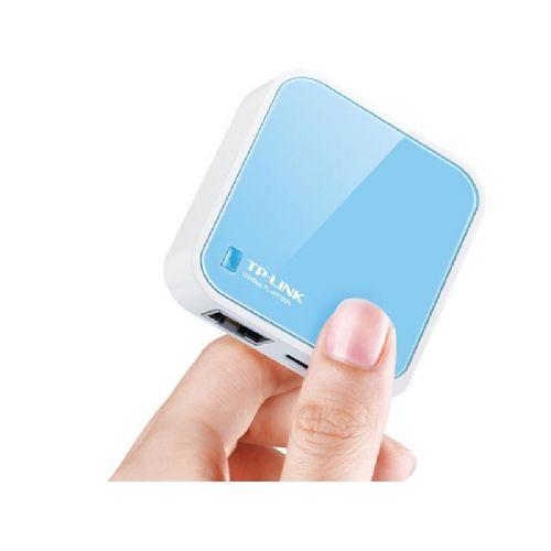 TP-LINK TL-WR702N N150 nano brezžični usmerjevalnik/dostopna točka-router/AP