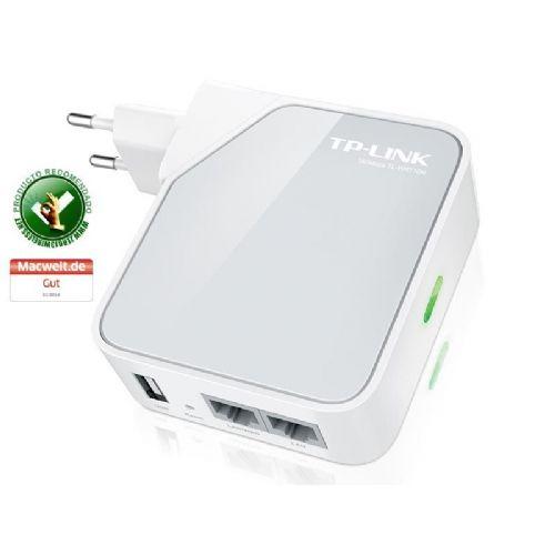 TP-LINK TL-WR710N N150 mini brezžični usmerjevalnik-router