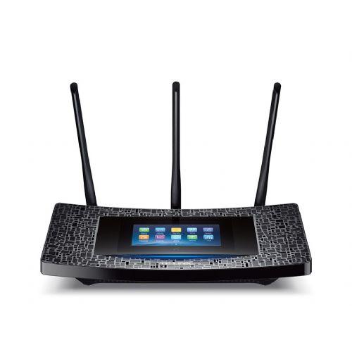 TP-LINK Touch P5 AC1900 Dual Band Touch Screen gigabit brezžični usmerjevalnik-router