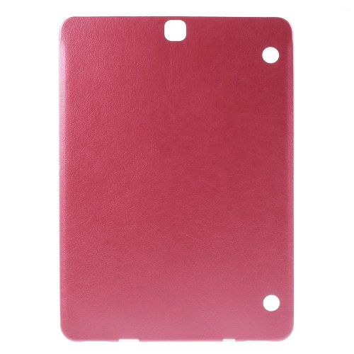 "TPU gel ovitek ""Leather Touch"" za Samsung Galaxy Tab S2 9.7 - magenta"