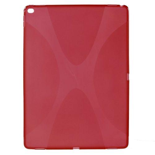 """TPU gel ovitek """"X-Line"""" za iPad Pro 12.9 - rdeč"""