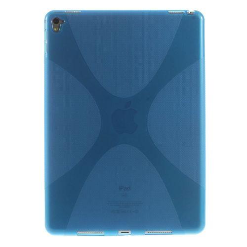 """TPU gel ovitek """"X-Line"""" za iPad Pro 9.7 - moder"""