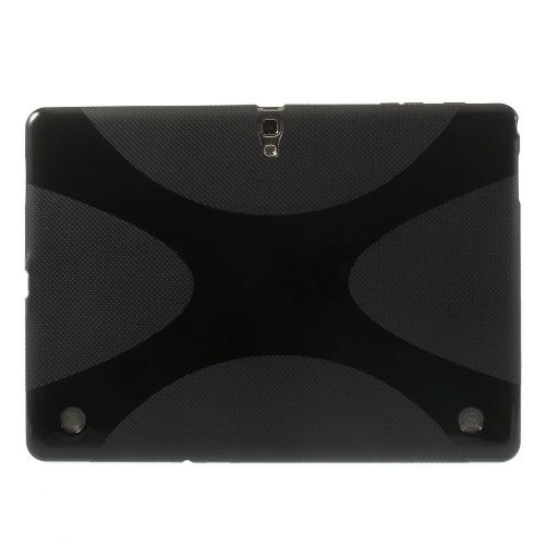 "TPU gel ovitek ""X-line"" za Samsung Galaxy Tab S 10.5 - črn"