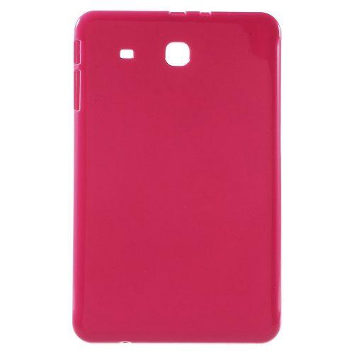 TPU gel ovitek za Samsung Galaxy Tab E 9.6 - magenta
