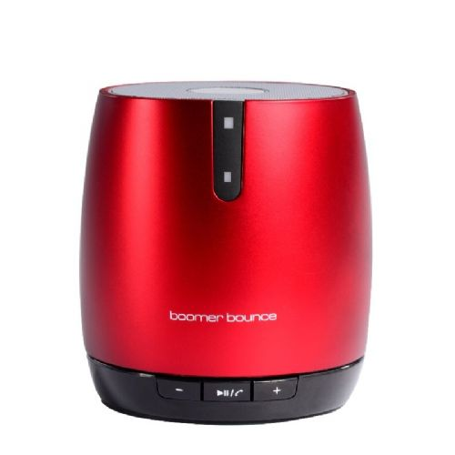 ULTRON Boomer bounce rdeč 2W 1.0 mini bluetooth zvočnik