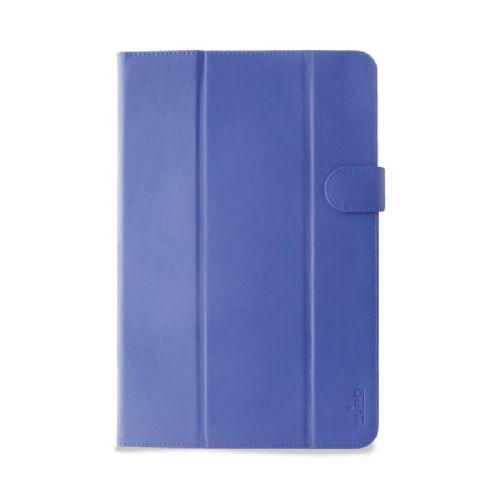 "Uni.torbica book za tab 10.1"" magnetna zaponka moder"