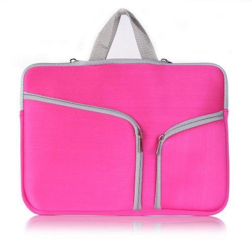 """Univerzalna torba """"Dual Z"""" za 15.4"""" mobilne naprave - roza"""