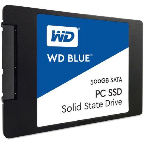 """SSD disk WD Blue 500GB 2,5"""" SATA3 (WDS500G1B0A)"""