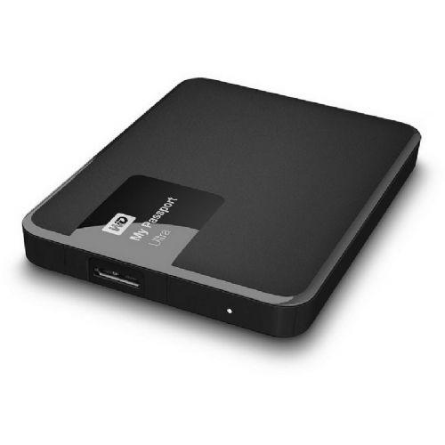 """WD My Passport Ultra 1TB USB3.0 2,5"""" (WDBGPU0010BBK) zunanji trdi disk"""