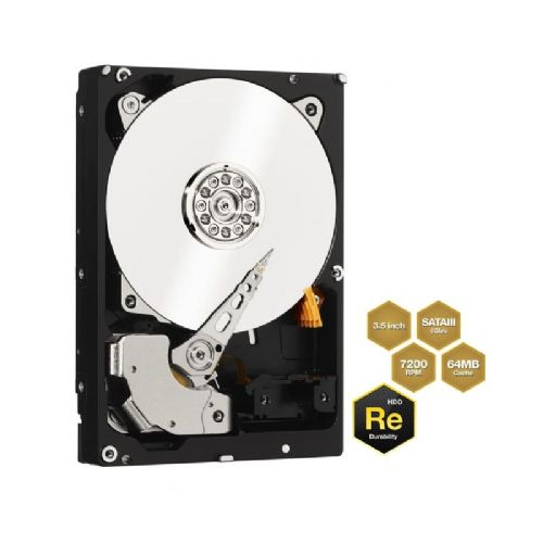 """WD RE 1TB 3,5"""" SATA3 64MB 7200rpm RAID (WD1003FBYZ) trdi disk"""