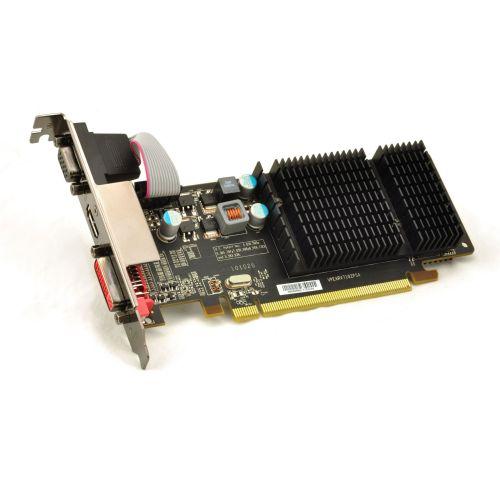 Grafična kartica XFX Radeon 5450 1GB DDR3 (HD-545X-ZCH2)