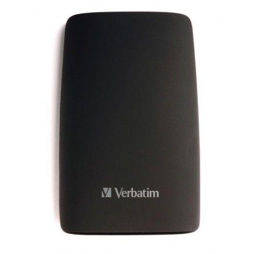 Zunanji trdi disk Verbatim 500 GB, črn