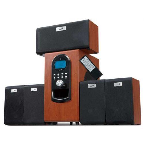 Zvočniki GENIUS SW-HF 5.1 6000 (31730022101)