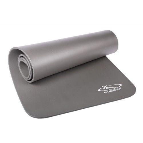 Gimnastična blazina Hudora siva