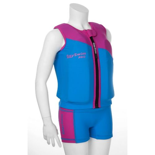 Otroška neopren plavalna obleka EasySwim PRO Large Girl