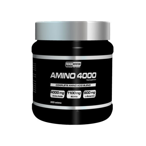 Premium Amino 4000, 300 tablet
