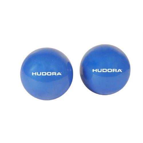 Žoga za pilates Hudora (toning ball) 0,5 kg