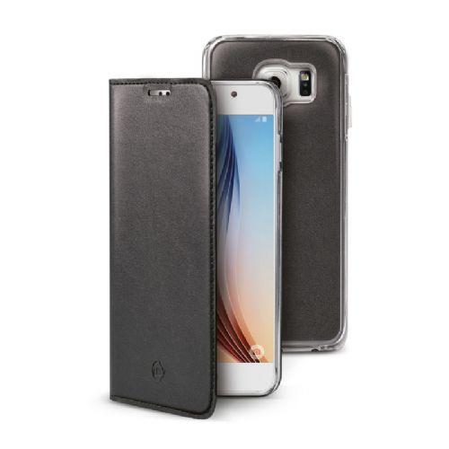 Celly torbica Buddy Samsung Galaxy S6 črna