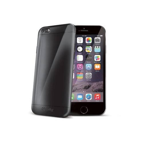 Celly TPU torbica APPLE iPhone 6 plus črna